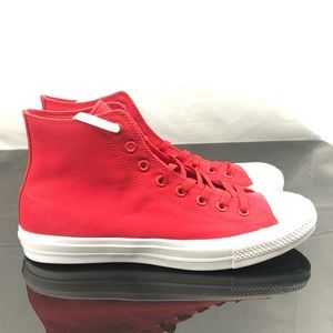 Converse CTAS Men's Red Chucks Size 11